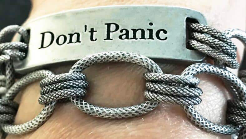 A holiday reminder- My Don't Panic Collection