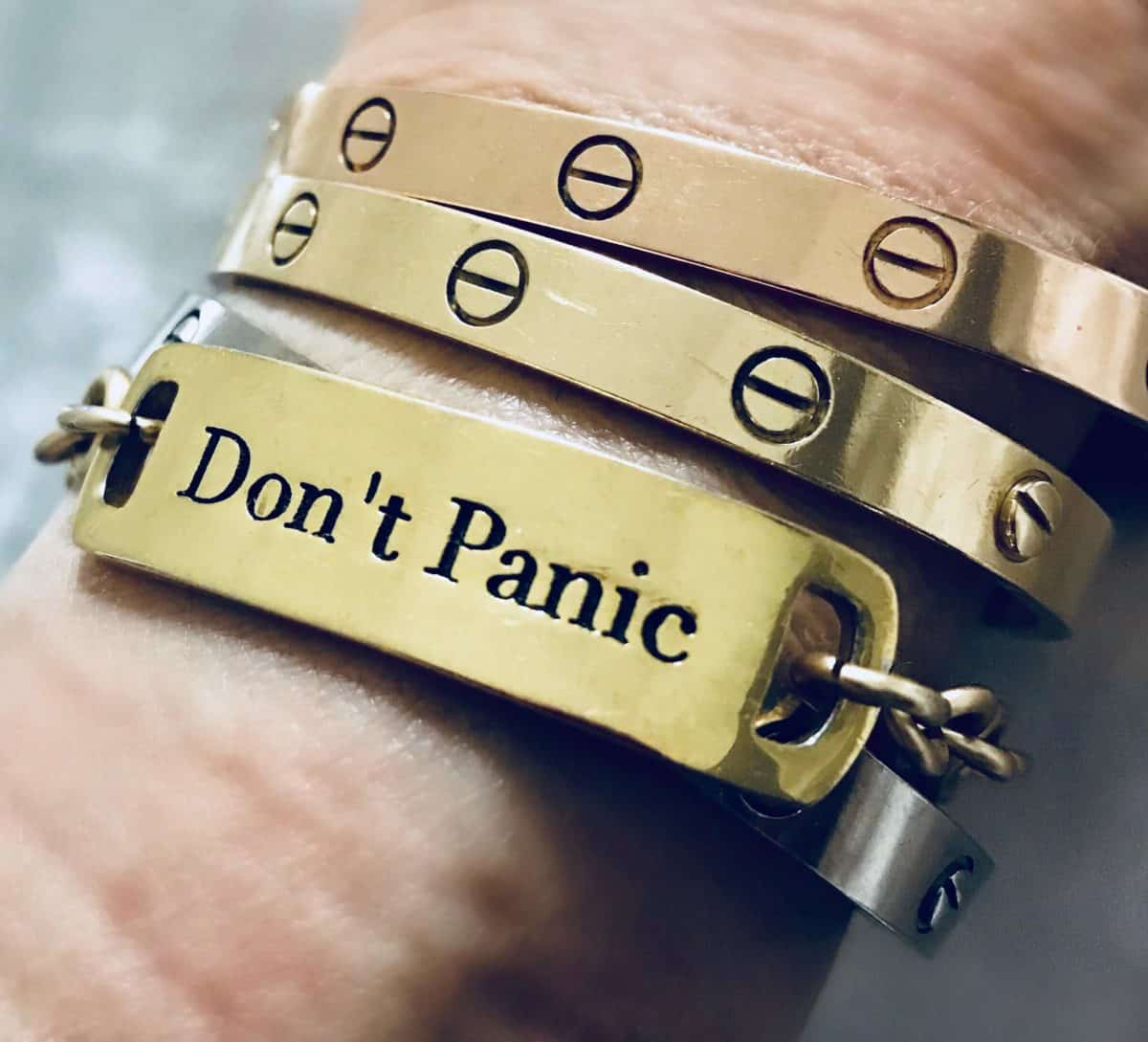 Don't Panic self-help kit