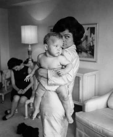 """I like to use the freedom of my own imagination"" – parenting, Eartha Kitt style"