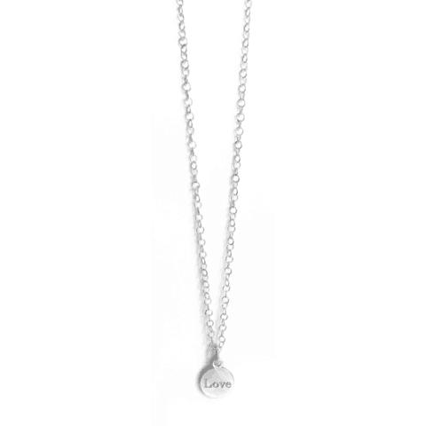 Love chain silver