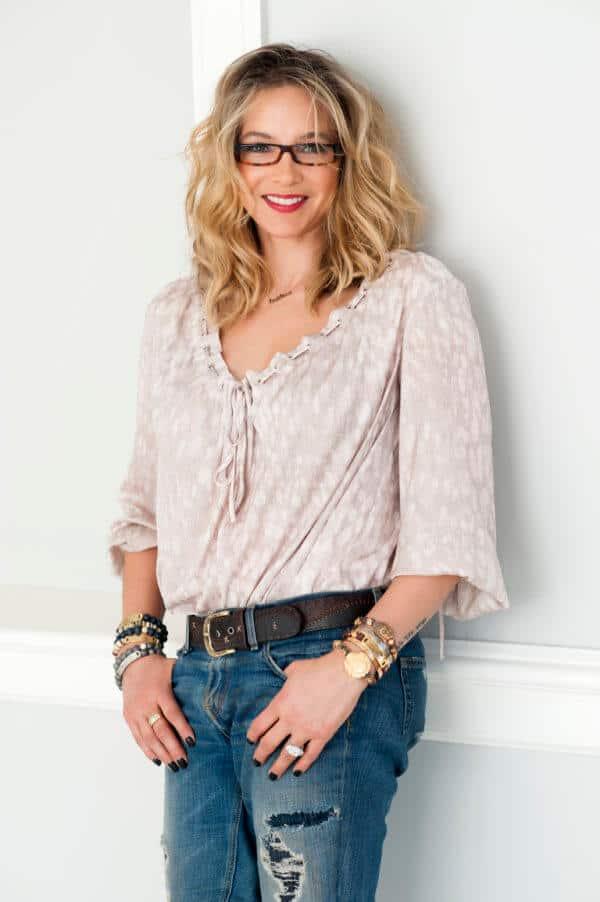 Eartha Kitt's daughter, Kitt Shapiro, creator and owner of Simply Eartha.